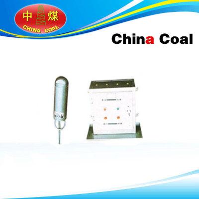 Mercury switch level meter