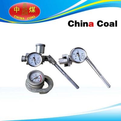Single pillar pressure detector