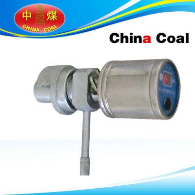 Hydraulic pillar pressure gauge