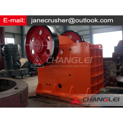 The top-quality of  single toggle jaw crusher parts for buyer Vietnam