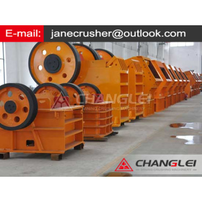 The top-quality of  portable stone jaw crusher for buyer Myanmar