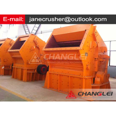 A set of Clay brick sand processing equipment  in Uruguay