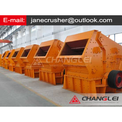 New and high yield  Cobble Stone crusher  in Hong Kong