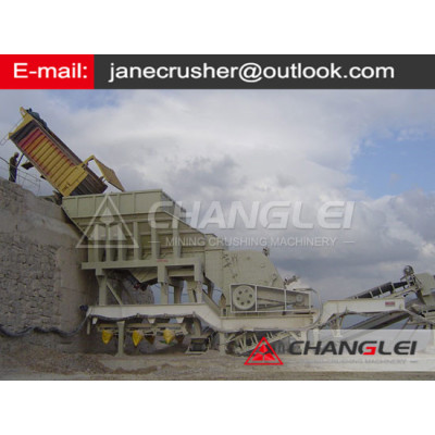 Complete set Silica impact crusher  in Luxembourg