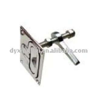marine hardware turning lock lift handle