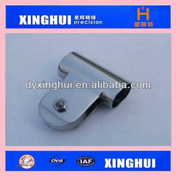 the manufacturer of stainless steel ,marine hardware fixed collar used on yacht