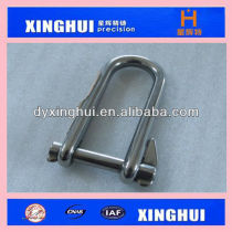 Stainless Steel Shackles with high quality
