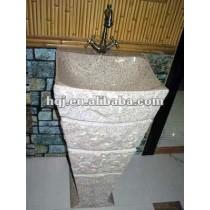 G682 natural stone basin
