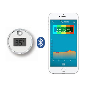 Bluetooth Pool Thermometer