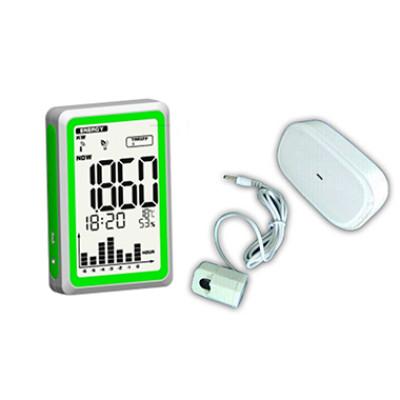 电量消耗无线监视器PC电脑软件分析数据指导家庭节约能源消耗节能设备