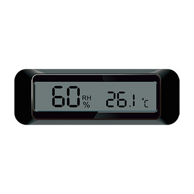 Panel Thermometer & Hygrometer for dampproof cabinet, wine cabinet,refrigerating cabinet