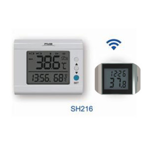 Bluetooth Wireless 8-Channel Thermometer