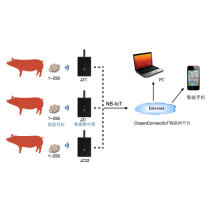 Pig Temperature Telemetry System