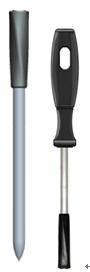 无线厨用设备探针高温温度计炸锅加热台表面温度测量烤肉食物油温测量冷柜冰箱温度测量蓝牙传输手机监控