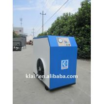 secador de aire comprimido con placa de aluminio intercambiador de r407c