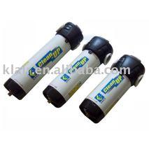 Filtro de aire comprimido para el compresor, pre filtro micron 3 principal de tuberías de polvo fitler
