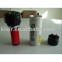 0.01 micras filtro de aire comprimido