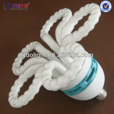 China Factory Flower CFL Glass Tube