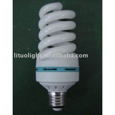 CFL full spiral energy saving devices