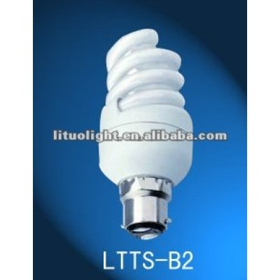 Hot Sale full spiral energy saving light/cfl/CFL High Lumen