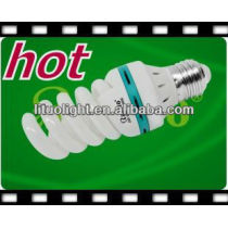 low price T5 17mm 80w full spiral energy saving lamp CE