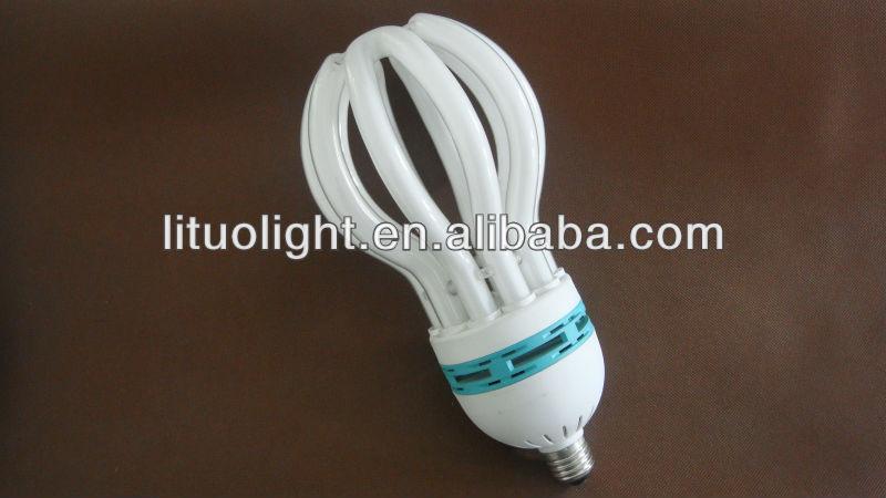 8000Hours Lotus Energy Saving Lamp (high flame retardant PBT material)