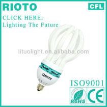 150W Lotus shape CFL Lotus tube light