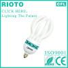BV CE ROHS SASO Hyundai PHILIPS China direct factory 5u lotus cfl light manufactures