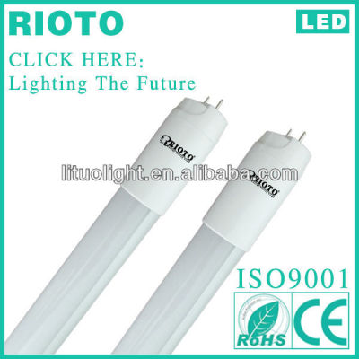 110lm/w 1200mm T8 Led Tube Light with 80Ra