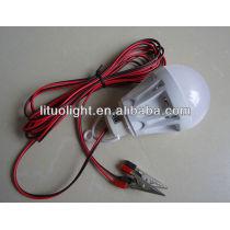 9w light bulbs e27 12v DC led energy saving lamp CE ROHS BV SASO