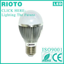 Aluminum Plastic 9W Led Bulb for Home Using