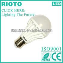 China market of electronic cream LED Bulb for 3W 5W 7W 9W BV/CE/EMC/RoHS