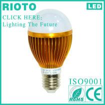 E27/E26 600Lm 7W LED Lamp Bulb