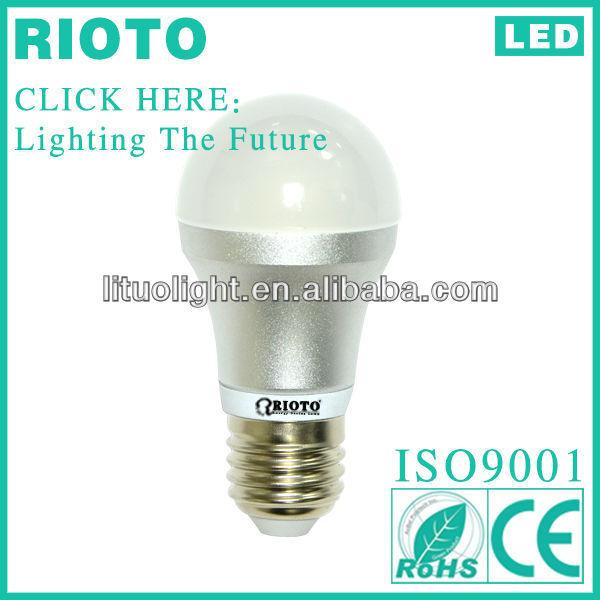 Newest Design 5W E27 LED Globe Bulb lamp made in China