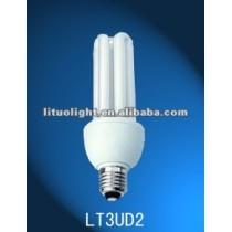 3U 15w energy saving cfl lamp
