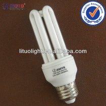 low price 6000hours T2 7mm 20w 3U energy saver lamp CE