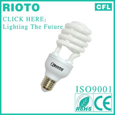 23w 8000hours Half Spiral Energy Saving Lamp