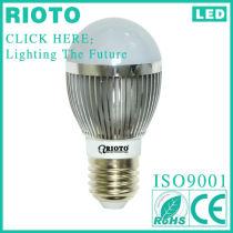 High Brightness 7W E27 LED Bulb With CE RoHS