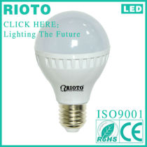 7W High Lumen LED Bulb with CE RoHS Certificate
