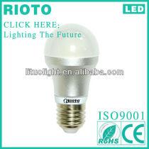 Golden supplier China factory 5W E27 LED Globe Bulb light