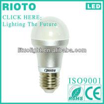 High Brightness 5W E27 LED Globe Bulb lamp