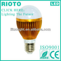 China manufacturing 2013 new design 5W LED bulb