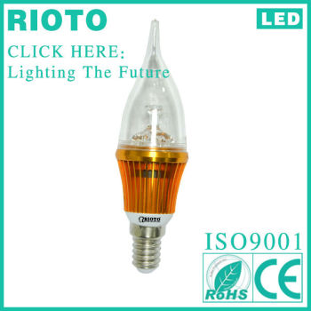 Led Candle Light Bulb/Energy Star LED Bulb