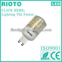 2013 hot selling 4W mini LED Corn Light AC/DC 12~18V (AC 85~265V)