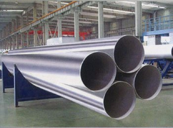 Welding tube