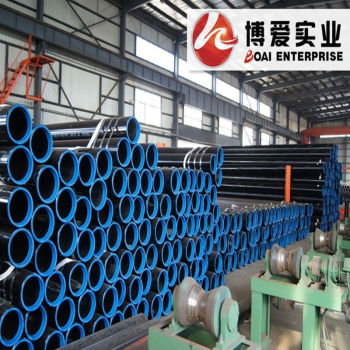 API 5L Erw steel pipe manufacture