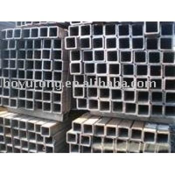 Galvanizing Square Steel Pipe