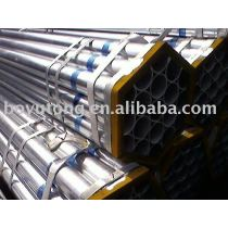 Hot dipped Galvanized Pipe ASTM A53