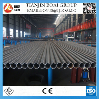 ERW steel pipe ASTM A53/API 5L