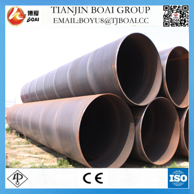 SSAW steel pipe ASTM A252